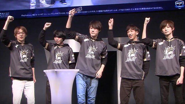接戦を制したLibalent Vertexが優勝、世界大会出場へ! 『CoD:BO4』第1回「CWL日本代表決定戦」レポート