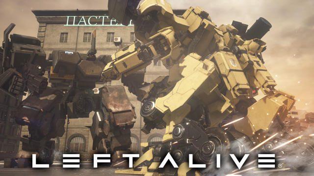 サバイバルアクション『LEFT ALIVE』は「フロントミッション」シリーズと世界観を共有【特集第1回/電撃PS】