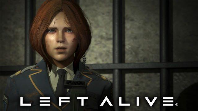 状況判断力が試される『LEFT ALIVE』のゲームプレイを体験!【特集第3回/電撃PS】
