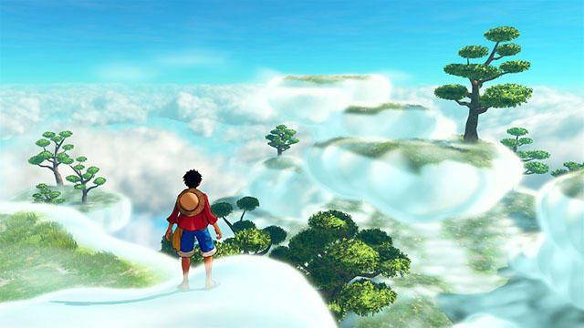 """『ONE PIECE WORLD SEEKER』に隠しステージが! トラファルガー・ローと協力して""""空島""""をめざそう!"""