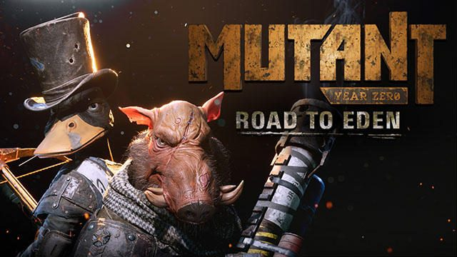 歯応え抜群の戦略ADV『Mutant Year Zero: Road to Eden』本日配信! 開発者によるプレイの心得をお届け!