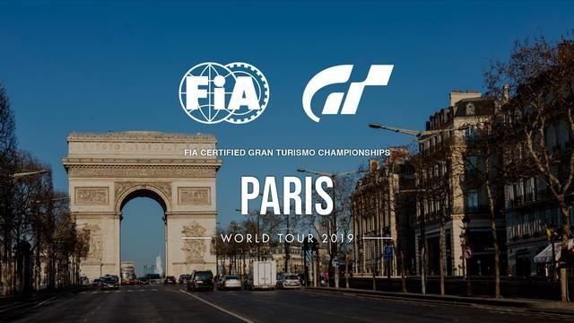今年も「FIA グランツーリスモ チャンピオンシップ」が開催決定! パリのライブイベントで3月17日開幕!