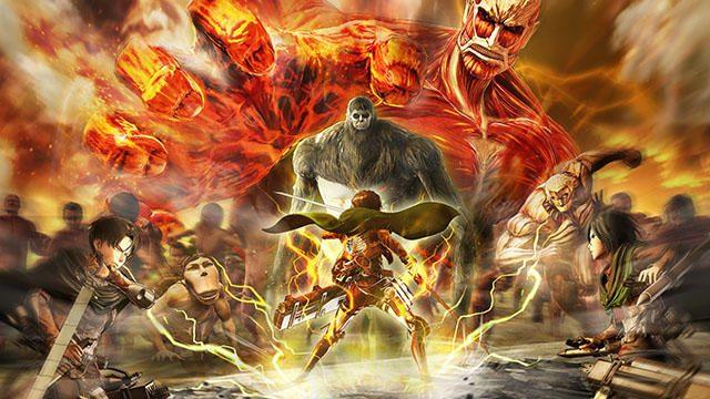 『進撃の巨人2 -Final Battle-』7月4日発売決定! テレビアニメ3期最新ストーリーまでの激戦を追体験!