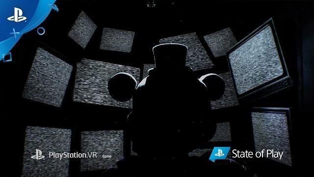 ホラーの名作『Five Nights At Freddy's VR:Help Wanted』が今春、待望のPS VRで登場!