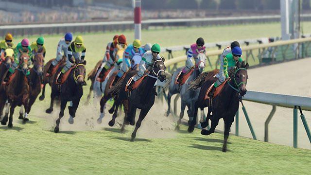 人馬のドラマを演出する新要素と最高峰のレースシーン。シリーズ集大成『Winning Post 9』本日発売!