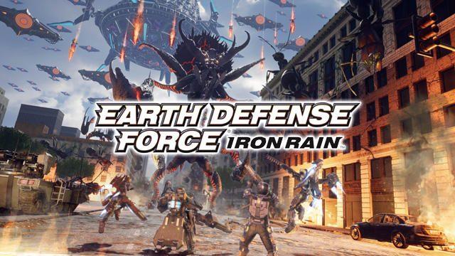 外宇宙の侵略者と戦う『EDF:IR』の魅力とは?【特集第1回/電撃PS】