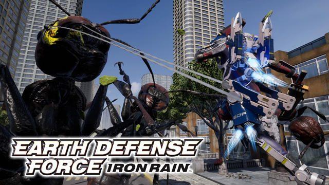 『EDF:IR』で宇宙からの強敵を駆逐するための、ゲームの基本を解説【特集第2回/電撃PS】