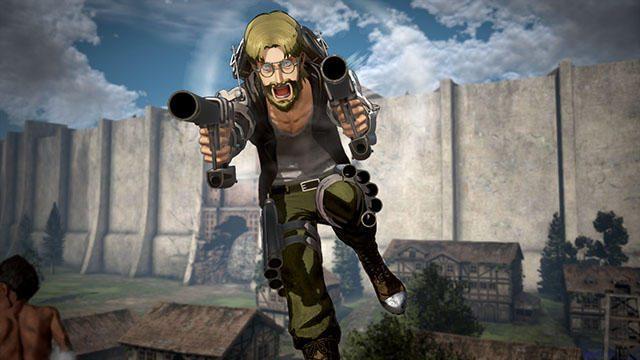 『進撃の巨人2 -Final Battle-』の「壁外奪還モード」は登場人物たちの見たことがない活躍を楽しめる!