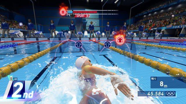 16種目の競技を先取り体験! 『東京2020オリンピック The Official Video Game™』が7月24日発売!