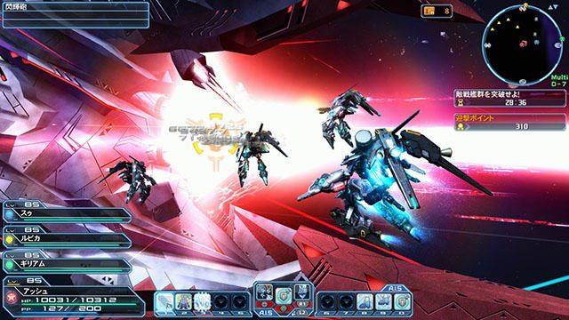 宇宙艦隊戦が舞台の8人用緊急クエスト! 『PSO2』のEPISODE6最新コンテンツ「終の艦隊迎撃戦」本日配信!