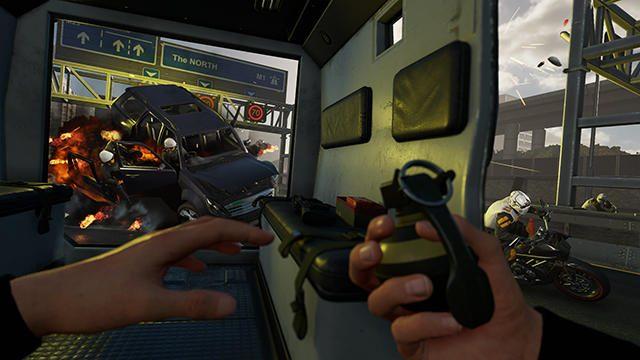 【PS VR】気分はアクション映画の主人公! 『ライアン・マークス リベンジミッション』クロスレビュー