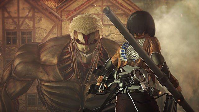 『進撃の巨人2 -Final Battle-』の「キャラクターエピソードモード」でTVアニメ最新ストーリーを追体験!