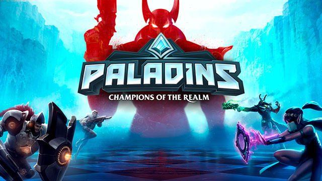 本日配信開始された無料のチーム戦シューター『Paladins』の魅力を開発者が解説! PS Plus加入者特典も!