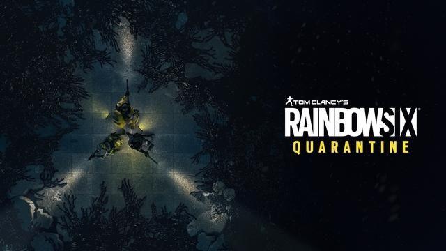 【E3 2019】シリーズ最新作『レインボーシックス クアランティン』が2020年初旬に発売決定!