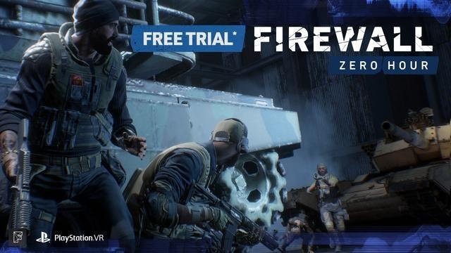 【PS VR】明日6月28日より『Firewall Zero Hour』でフリートライアルとダブルXPウィークエンドを実施!