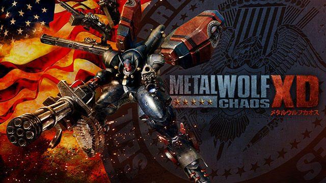15年を経て甦る、制圧と破壊のカタルシス──『METAL WOLF CHAOS XD』の発売日が8月6日に決定!