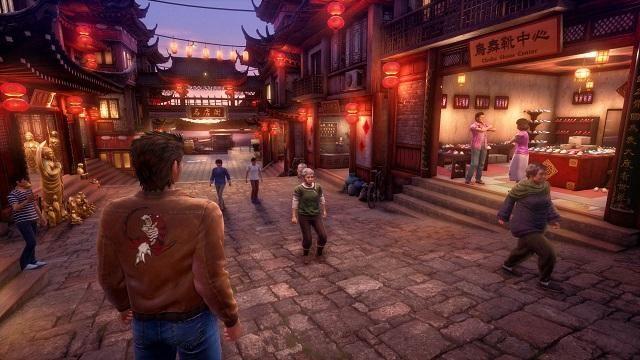 ゲーム本編とDLCなどがセットになった『シェンムーIII - リテールDay1エディション』が11月19日発売決定!