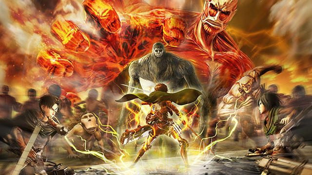 人類か、巨人か、生き残るのはどっちだ──。シリーズ最新作『進撃の巨人2 -Final Battle-』本日発売!