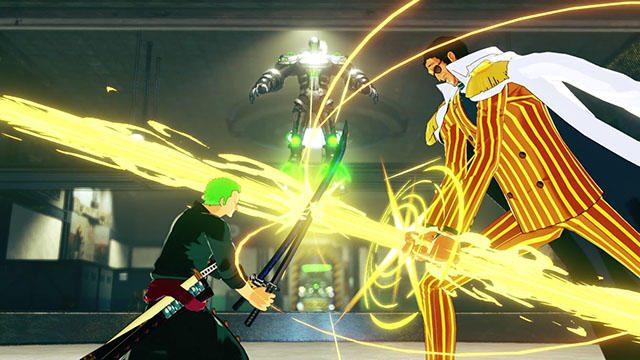 "『ONE PIECE WORLD SEEKER』でゾロが使える! 有料DLC追加エピソード第1弾""影の実験兵器""7月11日配信決定"
