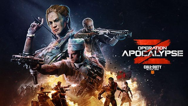 『CoD:BO4』の「Operation Apocalypse Z」アップデート配信開始! スペシャリストなど追加要素が多数登場