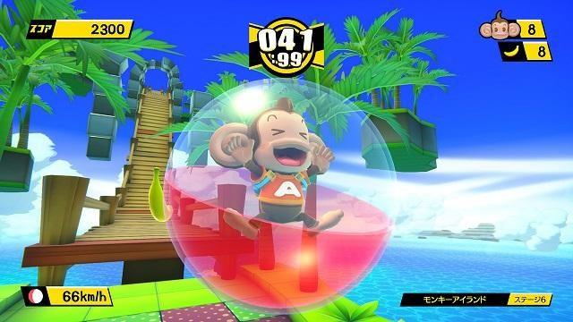 ボールに入ったおサルを転がせ! PS4®『たべごろ!スーパーモンキーボール』10月31日発売!!