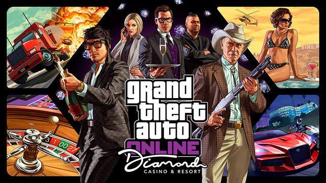 最上級の体験を。「GTAオンライン」のダイヤモンドカジノ&リゾートが本日グランドオープン!