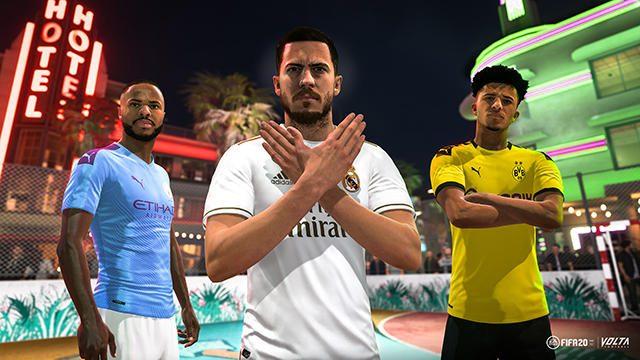 『FIFA 20』の「VOLTA Football」でストリートへと原点回帰。華麗なプレイや多彩な遊び方をチェック!