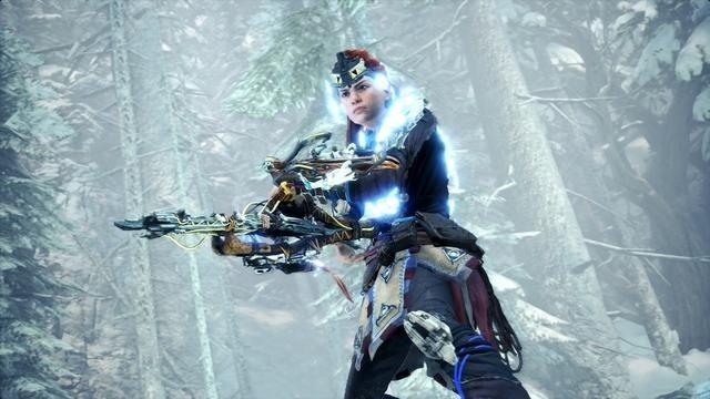 『モンスターハンターワールド:アイスボーン』と『Horizon Zero Dawn:凍てついた大地』のコラボが決定!