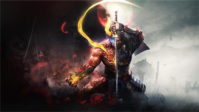 ダーク戦国アクションRPG『仁王2』の最新情報が到着! 主人公にフィーチャーした最新キーアートも公開!