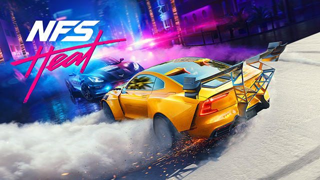 あらゆる限界を燃やせ。アドレナリン出まくりのレースゲーム『Need for Speed™ Heat』11月8日発売!