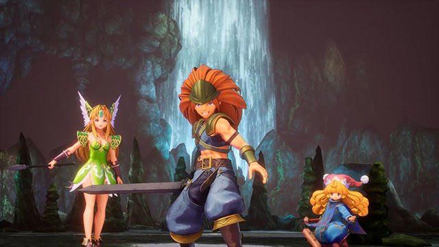 PS4®『聖剣伝説3 TRIALS of MANA』の発売日が2020年4月24日に決定! 本日より予約受付開始!