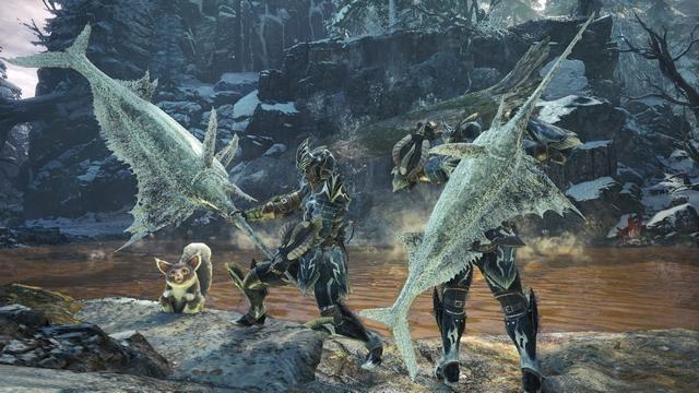 さあ、新たに広がる狩猟世界へ。『モンハンワールド:アイスボーン』イベントクエスト&最新DLC情報!