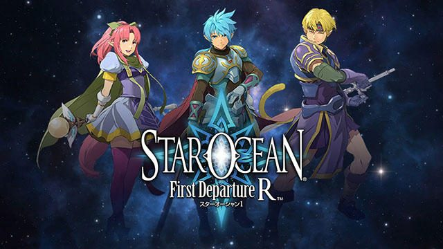 PS4®『スターオーシャン1 -First Departure R-』の発売日が12月5日に決定! 本日より予約受付開始!
