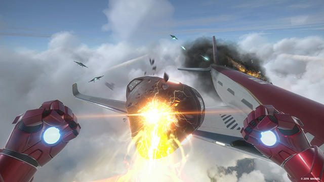 """【TGS2019プレイレビュー】『マーベルアイアンマン VR』で楽しめる""""究極のアイアンマン体験""""!"""