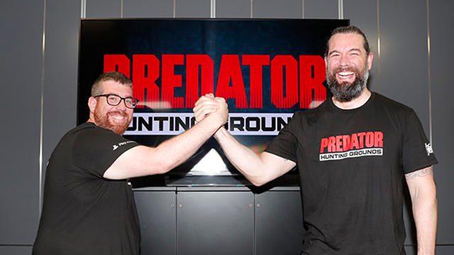 【TGS2019セッションレポート】狩るか狩られるか!? PS4『Predator: Hunting Grounds(仮)』を開発者が語る!