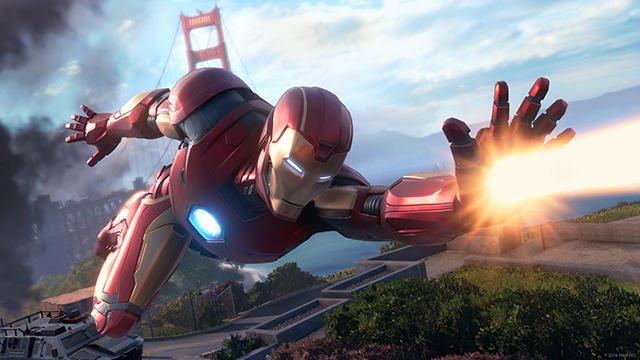 【TGS2019セッションレポート】『Marvel's Avengers (アベンジャーズ)』でアベンジャーズ再集結!