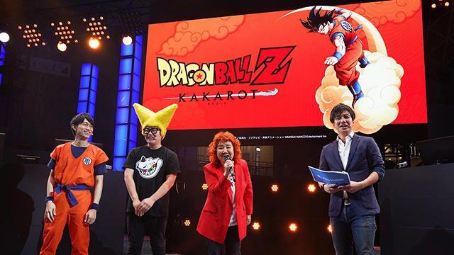 【TGS2019ステージレポート】『ドラゴンボールZ KAKAROT』実機プレイで名場面を披露! 野沢雅子さんも登場!