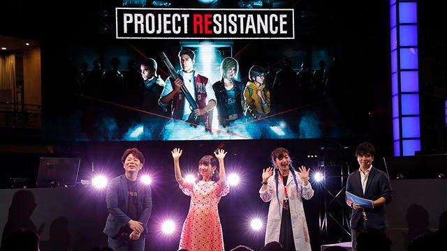 【TGS2019ステージレポート】『PROJECT RESISTANCE』で古川未鈴さんと松嶋初音さんがガチバトル!
