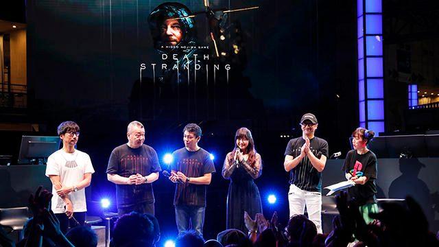 【TGS2019ステージレポート】『DEATH STRANDING』Day3──繋がりが生んだ豪華声優陣とのトークライブ!
