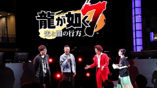 【TGS2019ステージレポート】『龍が如く7 光と闇の行方』春日一番役・中谷一博さんがミニゲームに挑戦!!