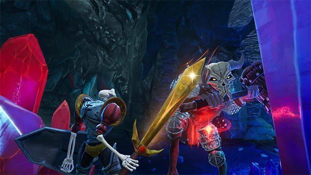【TGS2019プレイレビュー】『メディーバル 甦ったガロメアの勇者』のクラシカルなゲーム性が心地良い!