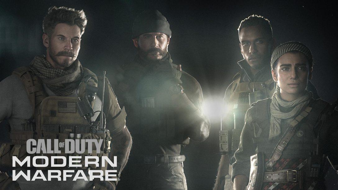『Call of Duty®: Modern Warfare®』(コール オブ デューティー モダン・ウォーフェア)のストーリーを紹介