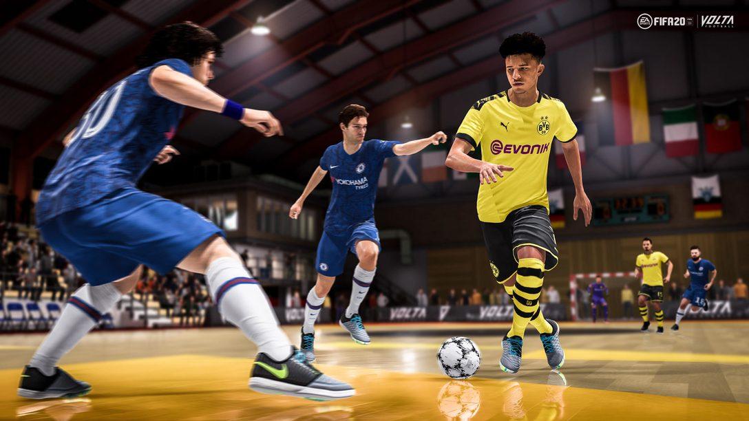 『FIFA 20』のゲームプレイと「VOLTA Football」を徹底解剖