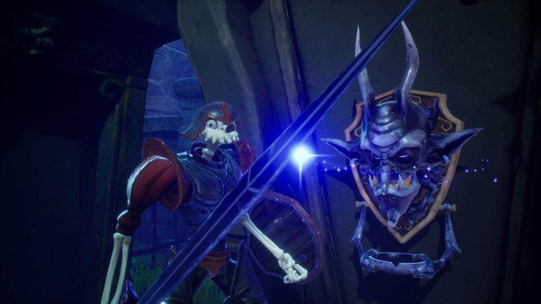 『メディーバル 甦ったガロメアの勇者』PS4®の体験版が本日PlayStation™ Storeに登場!