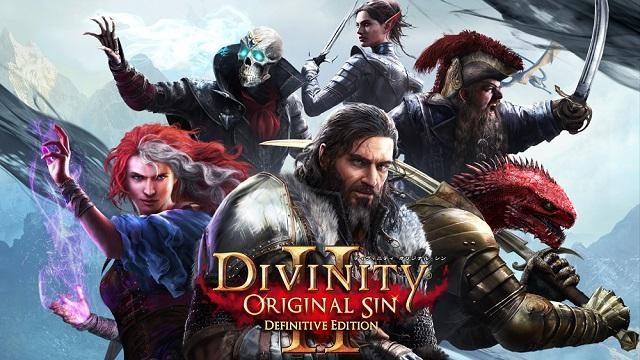 本日よりPS Storeで『ディヴィニティ:オリジナル・シン 2 ディフィニティブエディション』の予約受付開始!