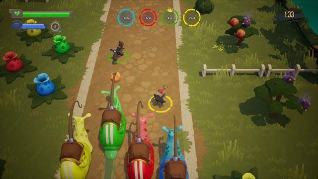 誰でも気軽に遊べるPS4®の新作パーティーゲーム! 『ReadySet Heroes』をみんなで一緒にプレイ!
