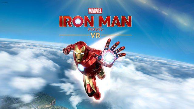 【PS VR】『マーベルアイアンマン VR』の国内での発売日が2020年5月15日に決定! 本日より予約受付開始!