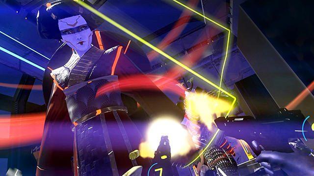 【PS VR】刀と銃が火花を散らす! ハクスラ要素も楽しいノンストップVRアクション『サイレントVR』本日発売!