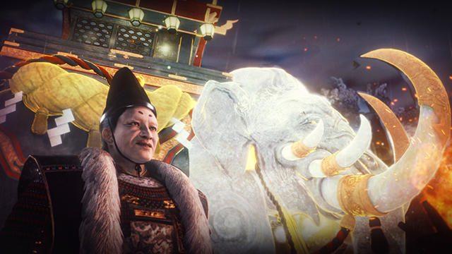 """『仁王2』の強敵ひしめくステージが新たに公開。桶狭間では""""海道一の弓取り""""今川義元が立ちはだかる!"""