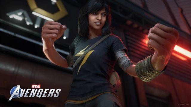 カマラ・カーンが『Marvel's Avengers (アベンジャーズ)』でプレイアブルキャラクターとして登場!
